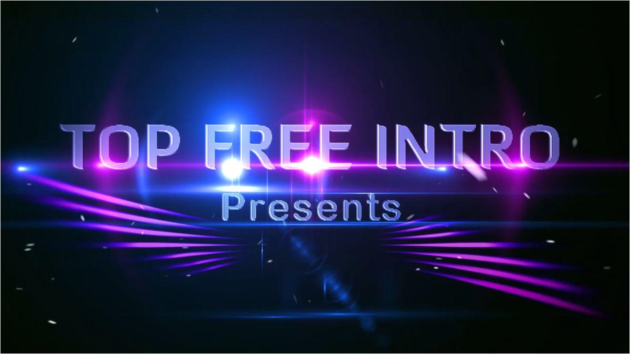 Sony Vegas Pro 9 Templates Free Download sony Vegas Intro Template Optical Flare topfreeintro Com