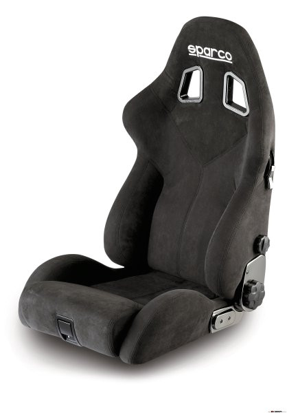 fotel kubelkowy sparco milano alcantara r700a sparco fotele wnetrze tuning optyczny
