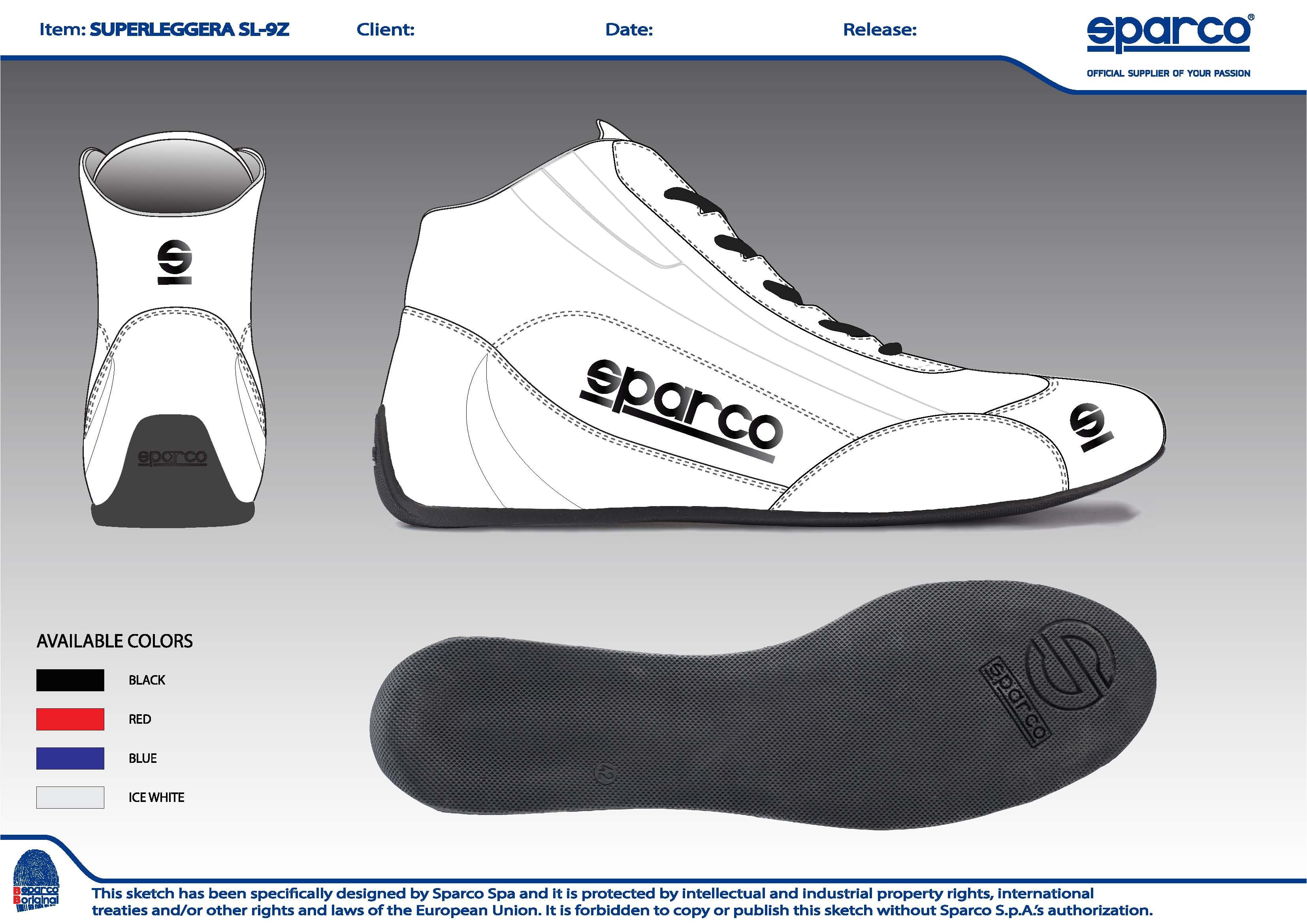 Sparco Templates General Lucas ordonez