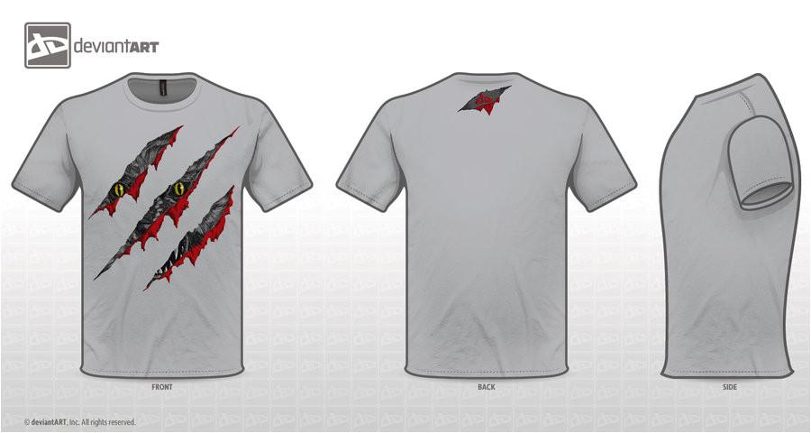 t shirt template 2012 sports gray 348378833