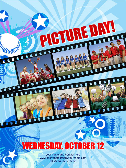 sport picture day poster 01 p 502