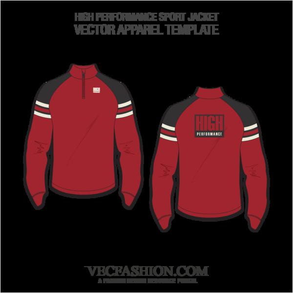 high performance sport jacket