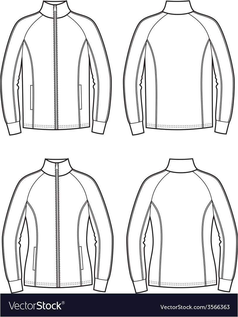 Sports Jacket Template Sports Jacket Template Images Template Design Ideas
