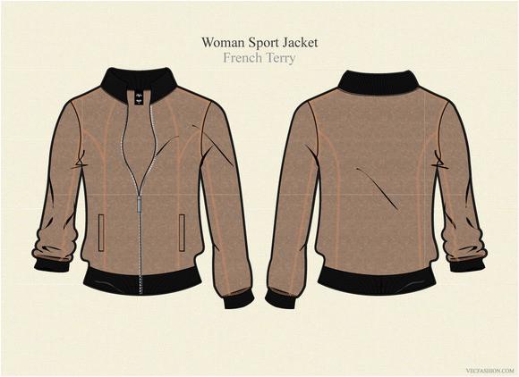 149489 woman sport jacket