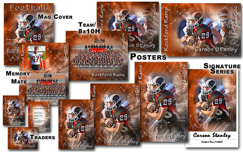 post sports psd templates for photographers 109744