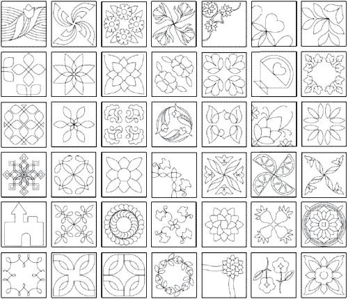 quilt templates printable