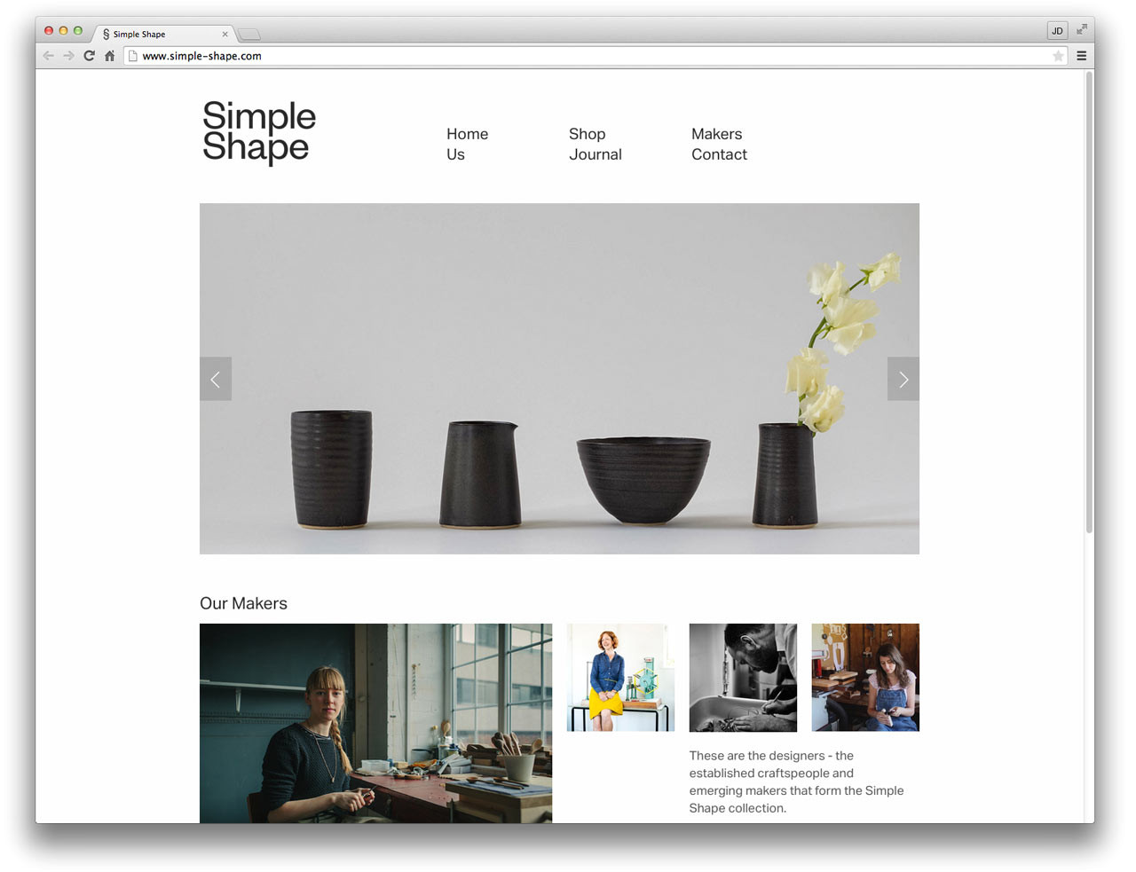 Squarespace.com Templates 10 Well Designed Squarespace Commerce Sites Design Milk