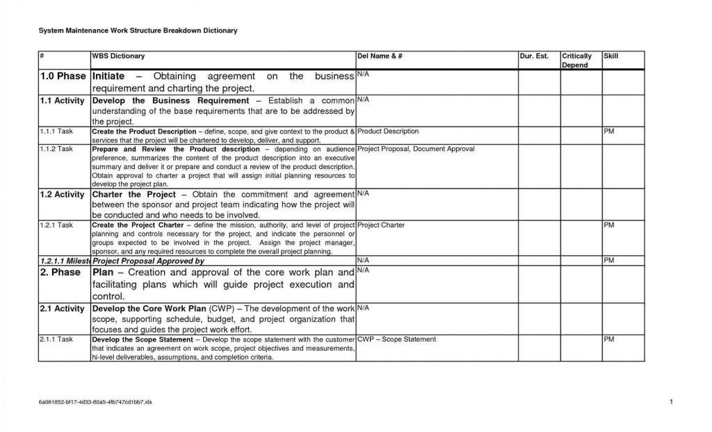 high level design document template