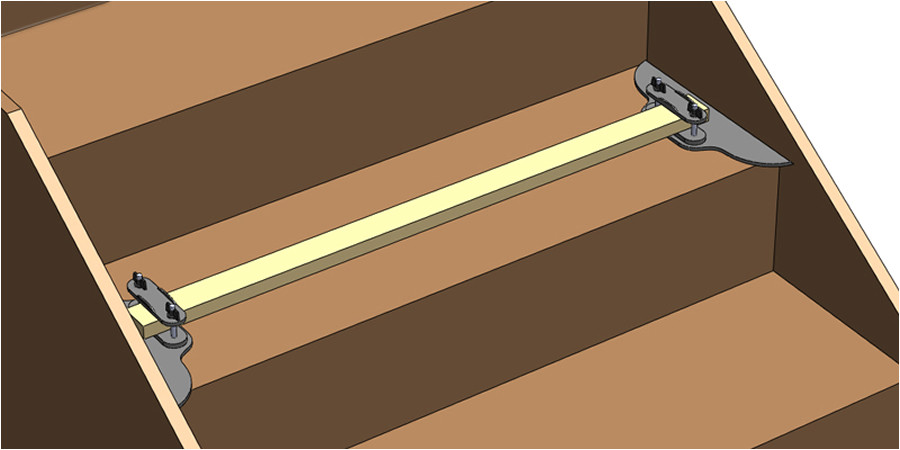 Stair Tread Template tool Stairtek Taking Your Stairs to the Next Level