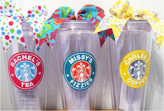 Starbucks Personalized Tumbler Template Personalized Starbucks Tumbler by Nanasbunchdesigns On Etsy
