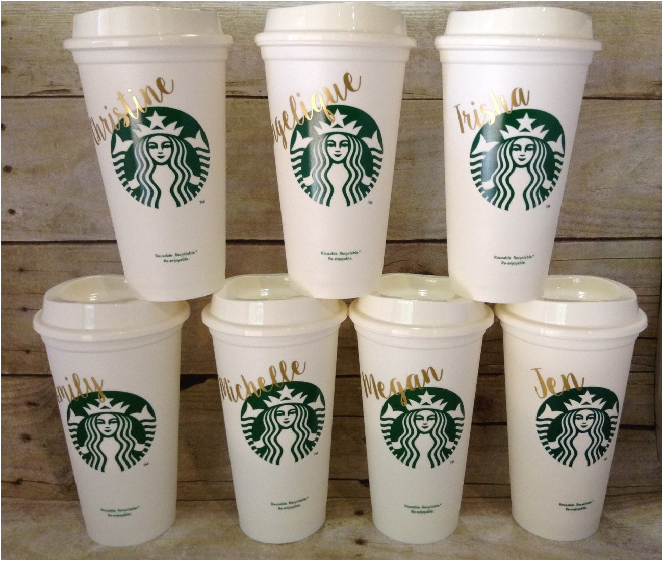 Starbucks Personalized Tumbler Template Starbucks Tumbler Personalized Starbucks Cup Gift by