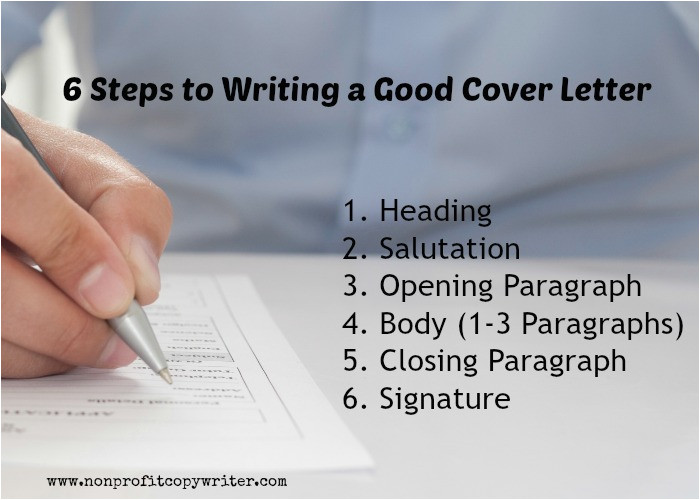step by step cover letter