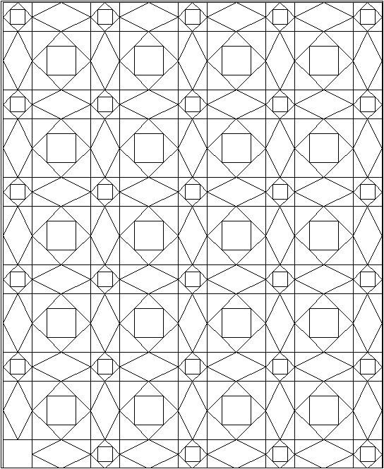 quilt pattern graph paper