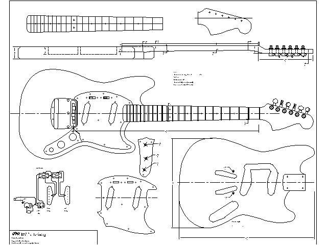 free guitar templatescom