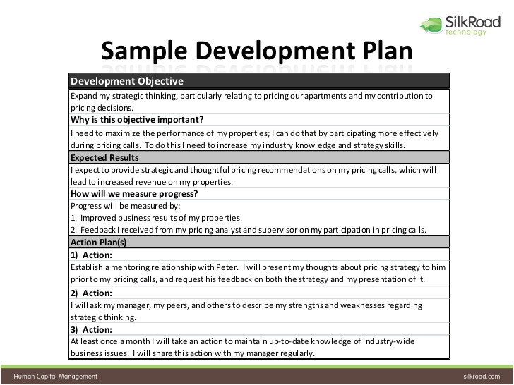 individual development plan idp california
