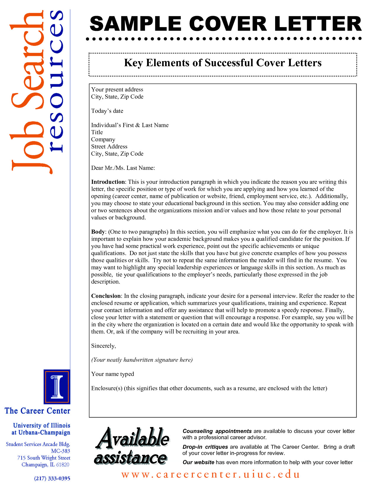 post successful cover letters 449618