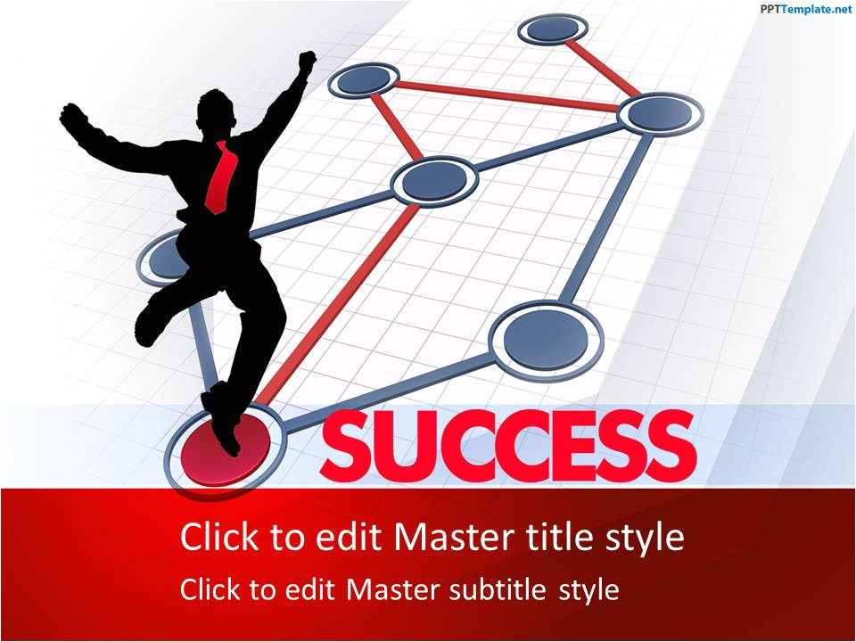 free success ppt template