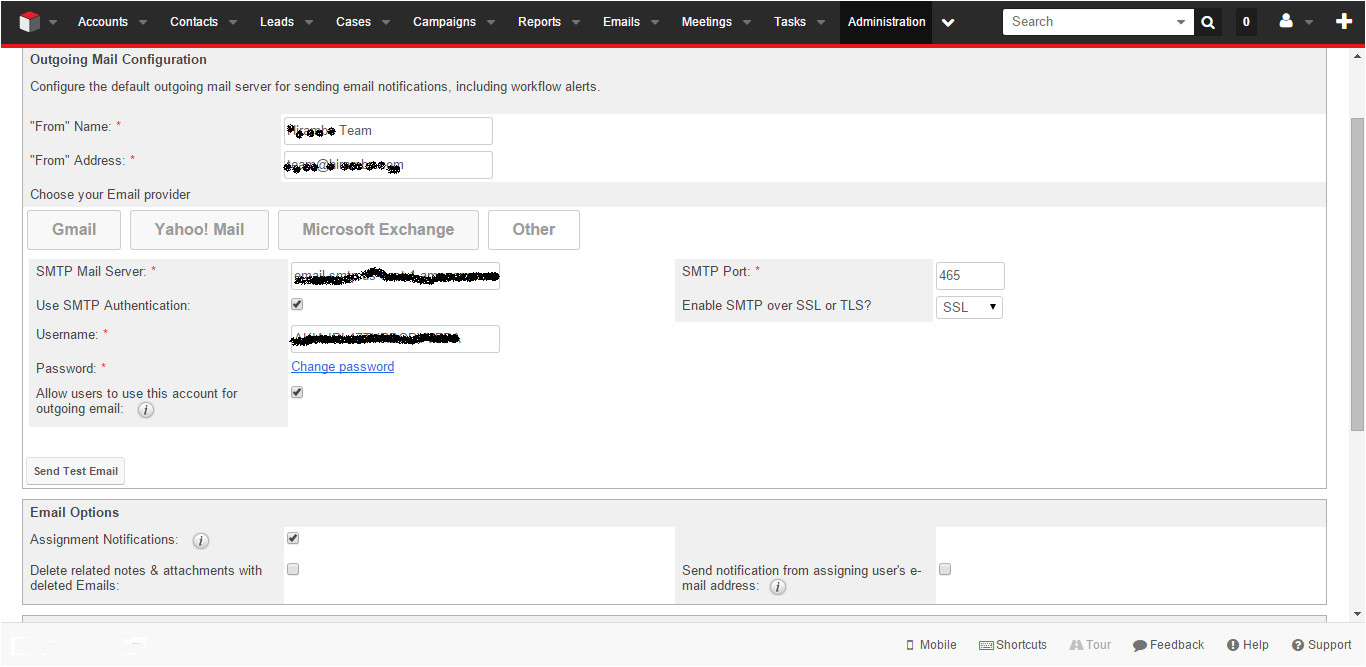 Sugarcrm Email Templates Sugarcrm Email Campaign Customization