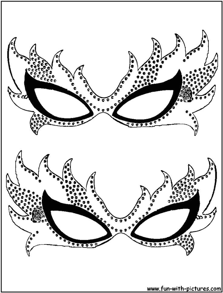 unique 122 best masks masquerade images on pinterest swan mask template