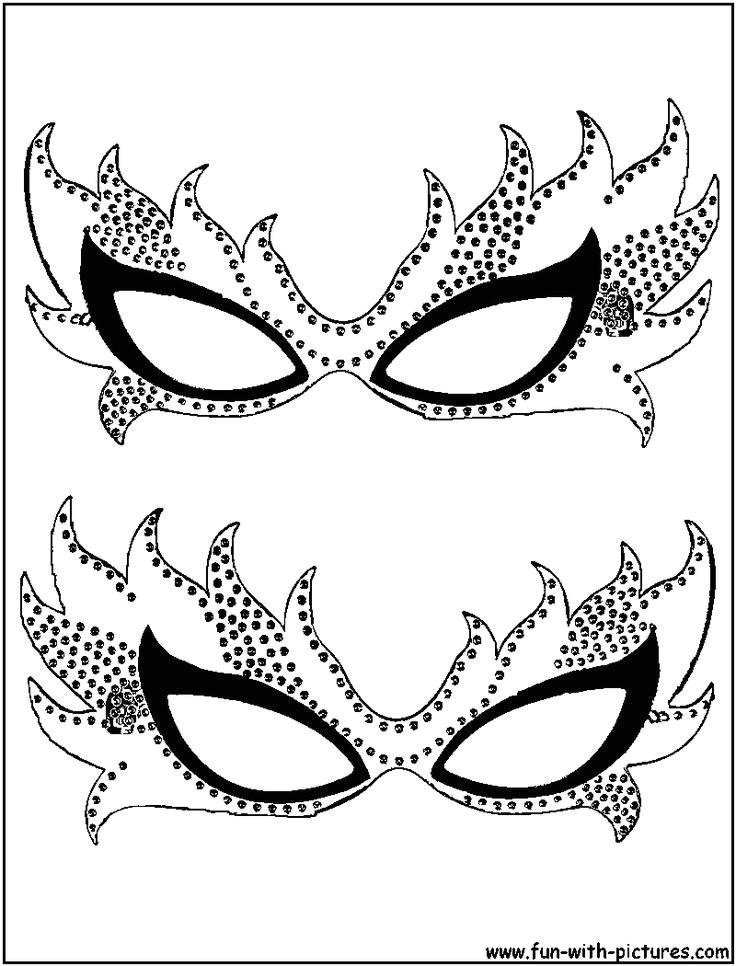 Swan Mask Template Unique 122 Best Masks Masquerade Images On Pinterest Swan