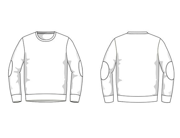 sweater photoshop style