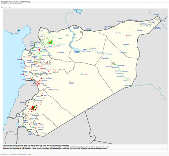 Syria War Template Bashar Al assad Archives Red Team Analysis