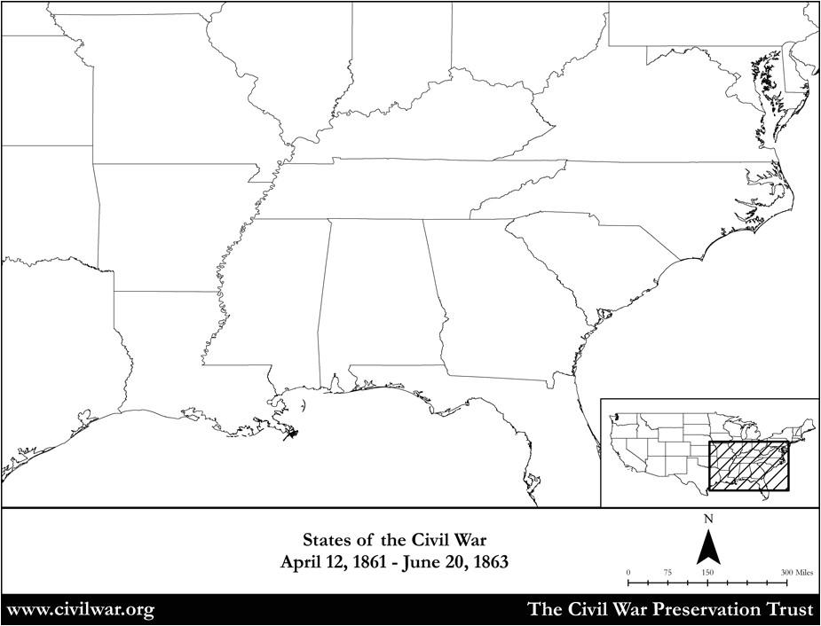 post template of map civil war 229