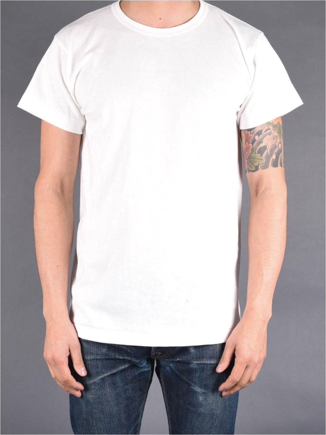 mister freedom skivvy t shirt white