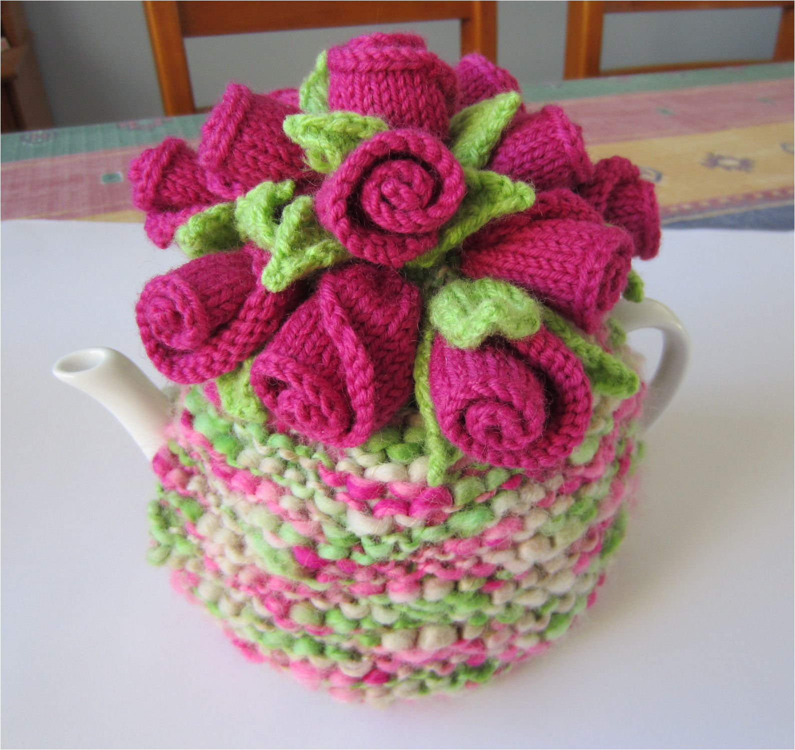 Tea Cosy Template 20 Handmade Tea Cozy with Patterns Page 2 Of 4