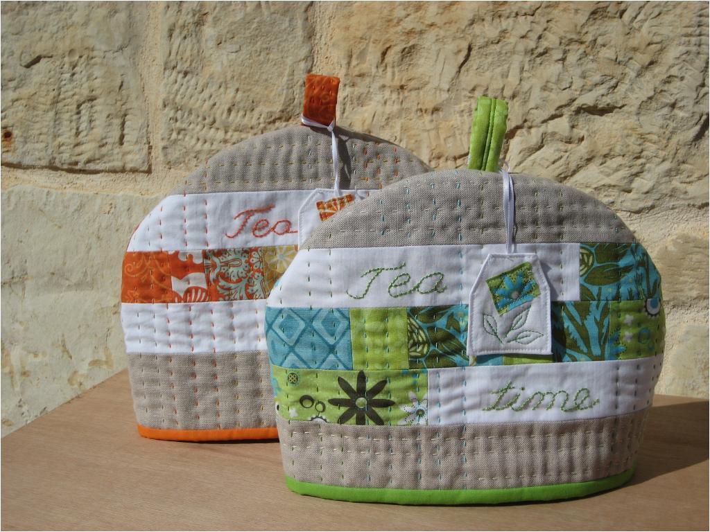 free sewing pattern tea cozy