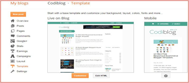 Template for Blogger HTML Code How to Search Code In Blogger Template Editor Codiblog