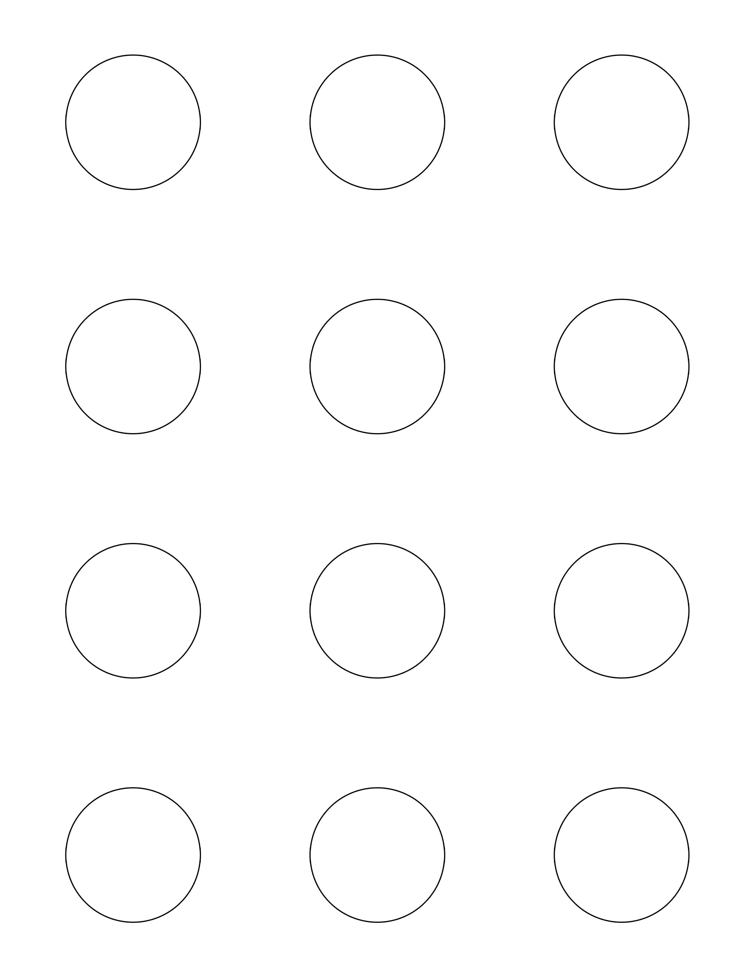 This is a graphic of Macaron Printable Template throughout medium macaron