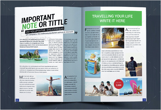 template layout majalah mag cover templates bshk 1