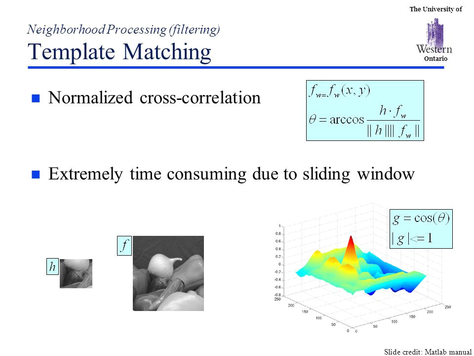 Template Matching In Image Processing Cs 4487 9587 Algorithms for Image Analysis Ppt Video