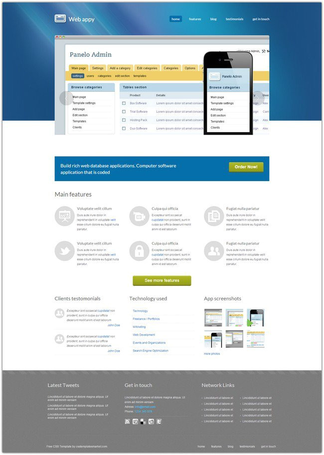 dreamweaver templates reviewed web site template and