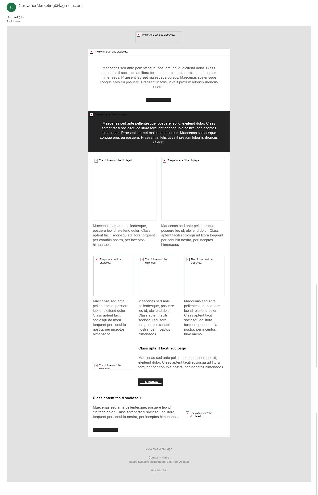 email template by adobe dreamweaver cc