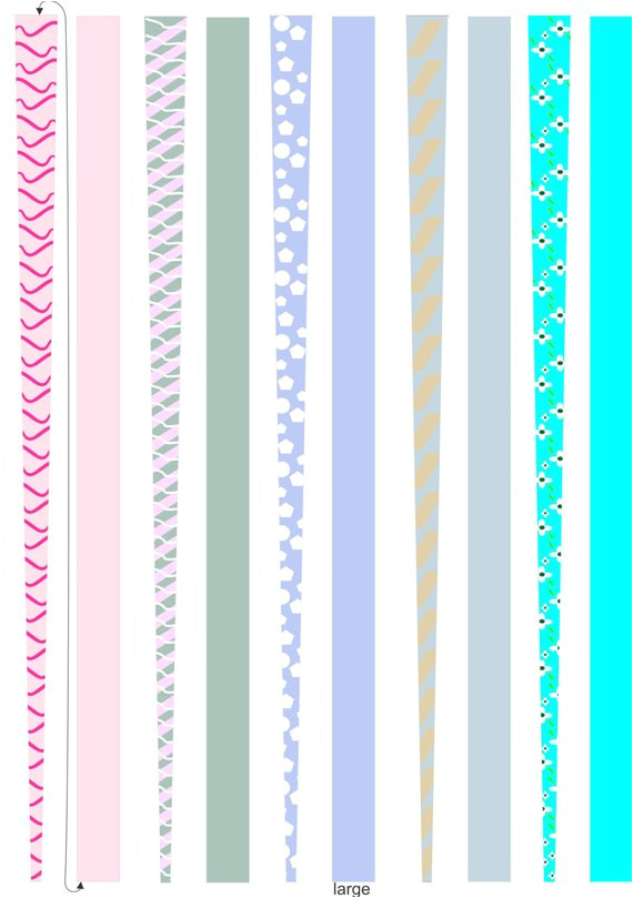 paper bead templates for making paper