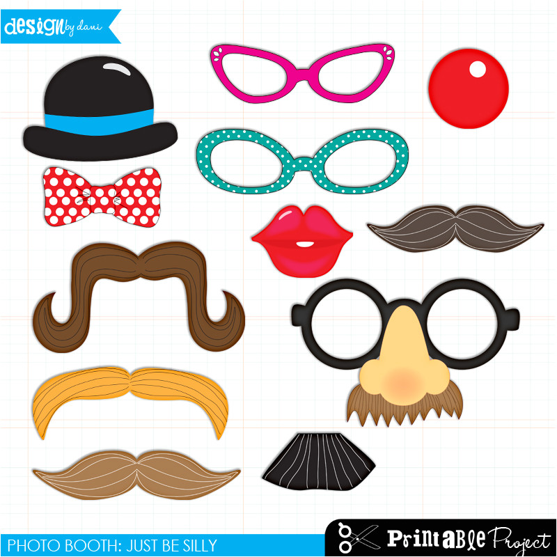 Templates for Photo Booth Props 9 Best Images Of Free Printable Photo Booth Templates