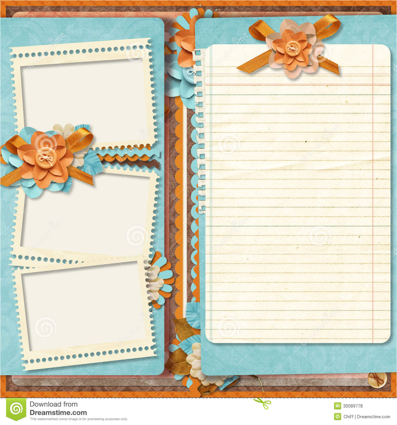 Templates for Scrapbooking to Print 16 Design Digital Scrapbook Templates Images Digital