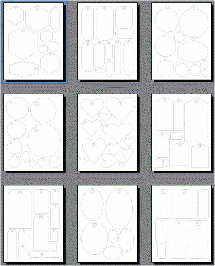 tags templates