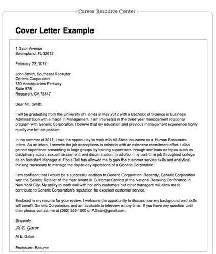 Temple University Cover Letter Never More Than A Page for Writing A Resume Cover Letter