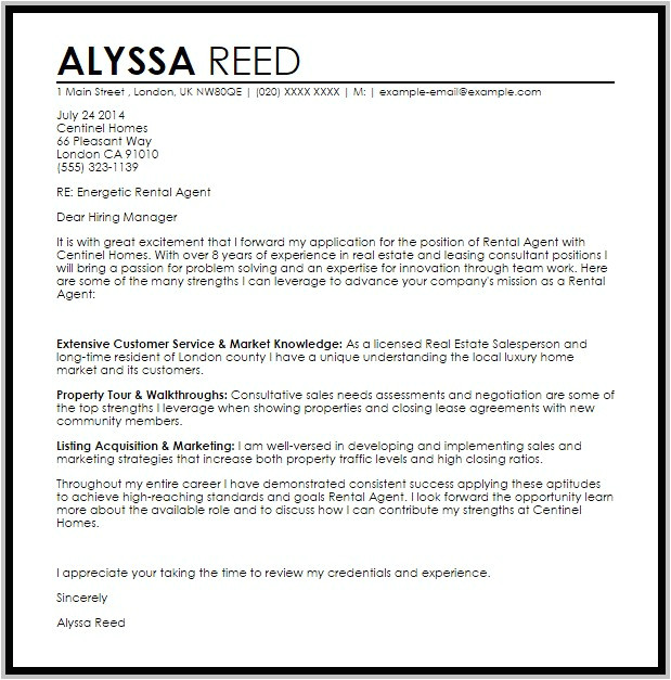 sample cover letter for job application examples 3498