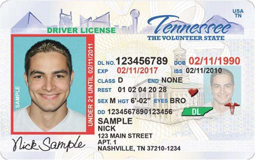 tenn to begin issuing secure drivers licenses