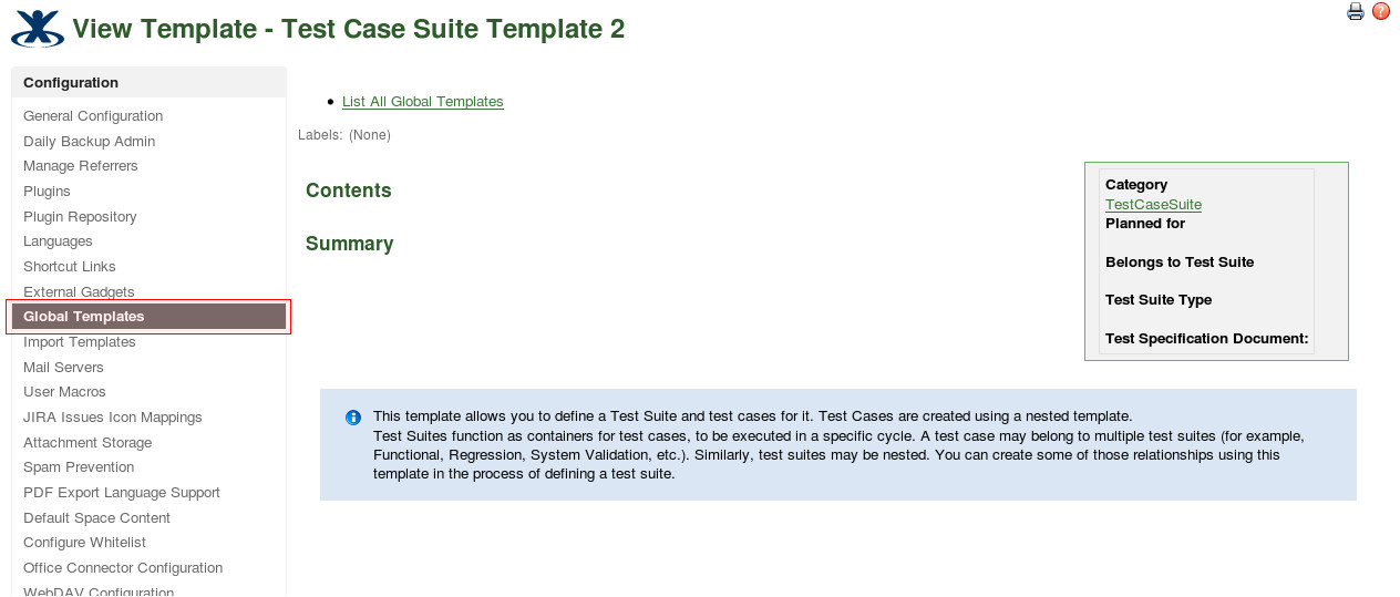 example test case management with zagile teamwork 2 0