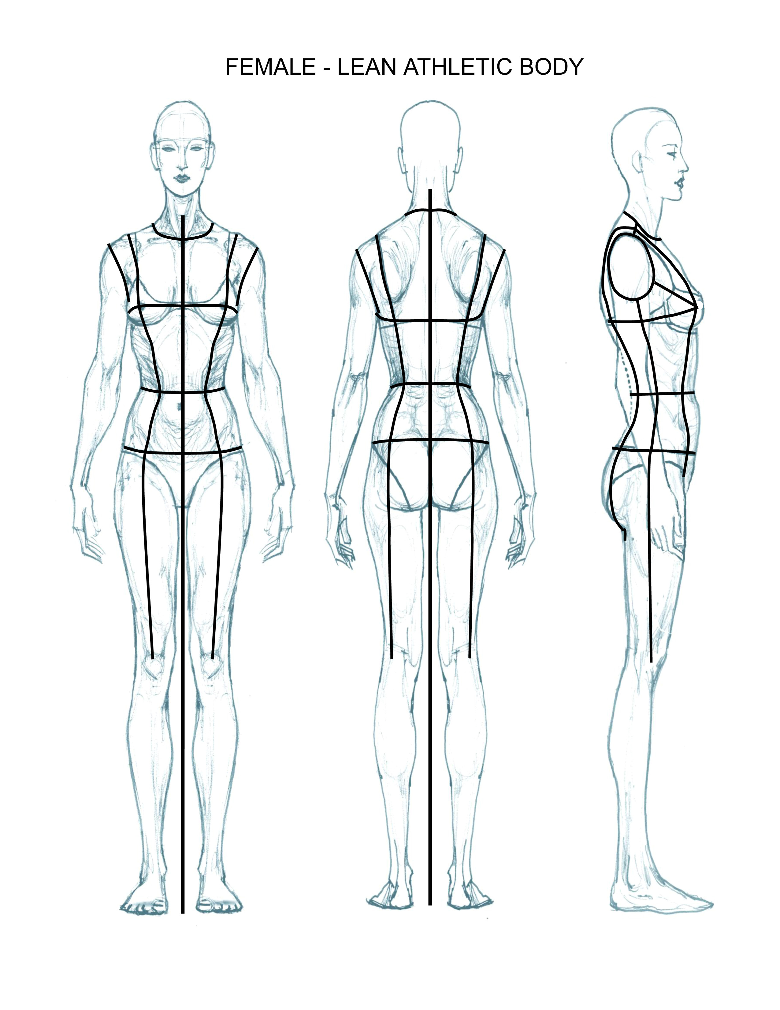 Textiles Body Templates Drawing Fashion E Book Series Justine Limpus Parish 39 S Blog