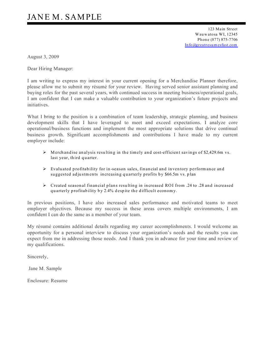 The Best Cover Letter Samples Free Best Resume Cover Letter Template Samples 2016 Best Cover