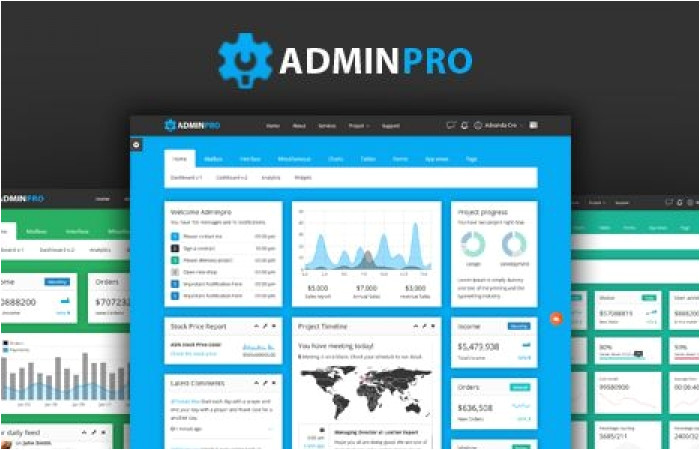 themeforest adminpro admin template admin templates nulled download rip