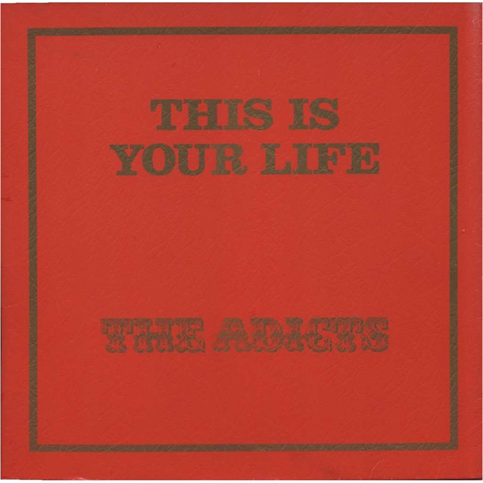 This is Your Life Template the Adicts This is Your Life Fall Out Fall Lp 021