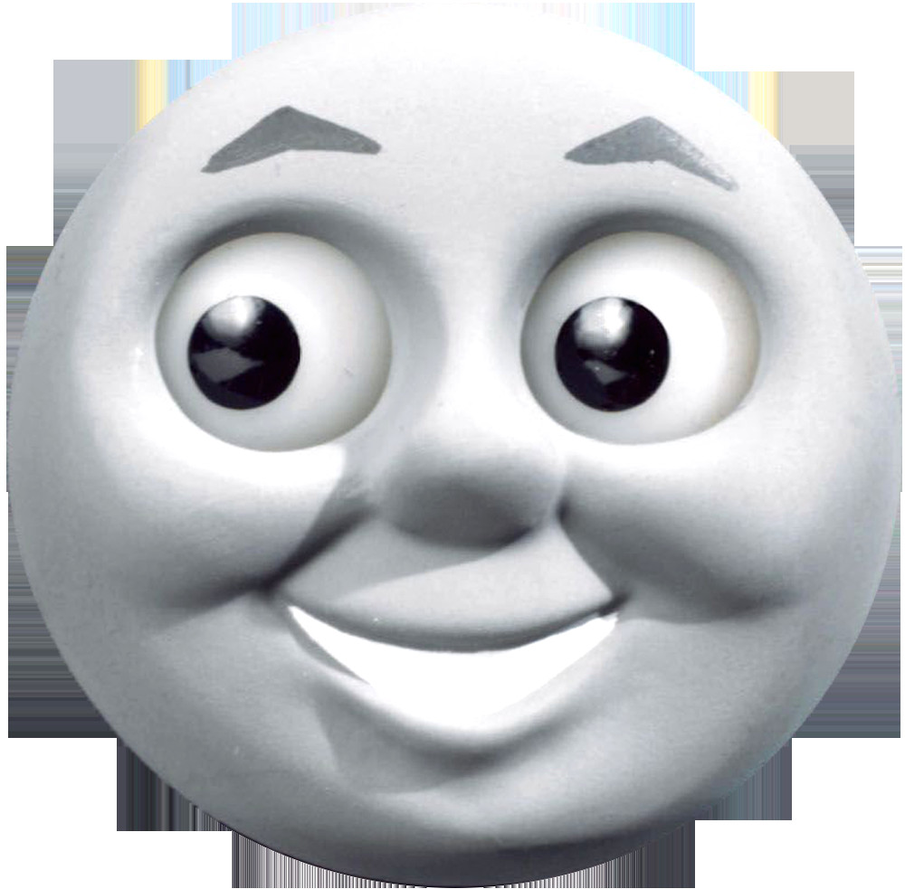 Thomas the Tank Engine Face Template Kevin 39 S Brain now Online Halloween 2010 Homemade
