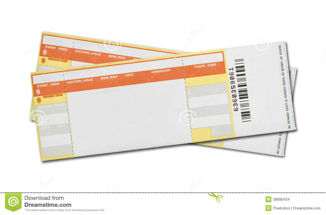 post blank concert ticket template printable 422366